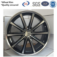 Trade assurace 22 inch chrome rims with cheap price