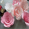 New Fashion artificial wedding decorations artificial flowers roses 10 heads with cheap cost