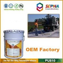 300ml sausage Sealing of rails sealant without asphalt glue