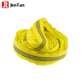 JenTan 3 Ton yellow color code lifting round sling