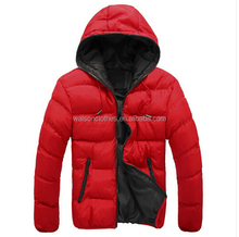 Free shipping Autumn men's new cotton padded jacket thick warm clothing