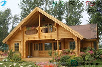 handmade christmas prefabricated kids wooden house