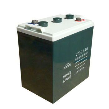 6V AGM battery / 180ah GEL battery / sealed lead acid battery / vrla