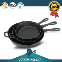 Food Grade Approved Wholesale Best cast iron sizzler plate