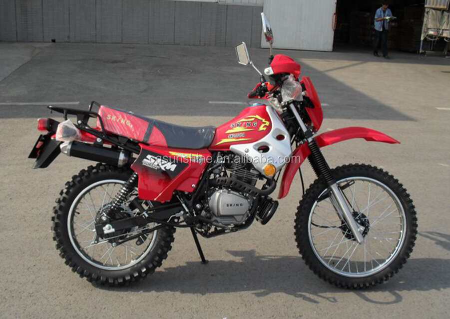 Popular Exquisite 125cc dirt bike for sale