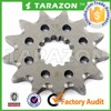 117-17T self-cleaning steel off road bike front sprockets