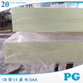 PG Clear 50mm Thick Acrylic Sheets