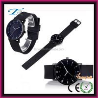 water resistant men silicone rubber bracelet oversized watch,cool watch for men