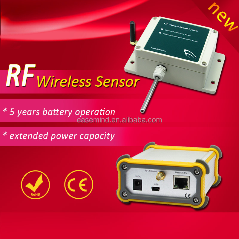 wireless 433mhz motion provides long range transmission RF sensor