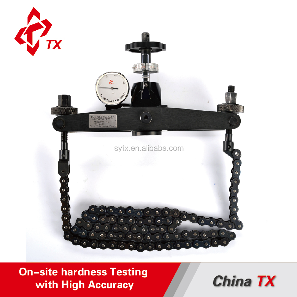 Direct Manufacturer Best Price TX PHR-16 Rockwell Hardness Measuring Instrument