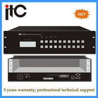 ITC TS-9208H 8 Channel HD HDMI Audio/Video Matrix Switcher