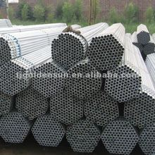 Tube 8 China Supplier Galvanized Steel Pipe/Scaffolding Steel Pipe/Weight of GI Pipe