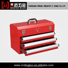 3 drawers metal multifuction tool box / truck toolbox DT-632