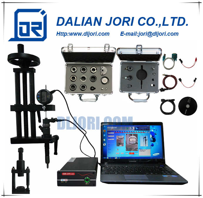 CRM100 Common Rail Stage 3 System to Meet Common Rail Injectors Repair Tools