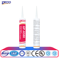 high strength waterproof silicone sealant for concrete joints