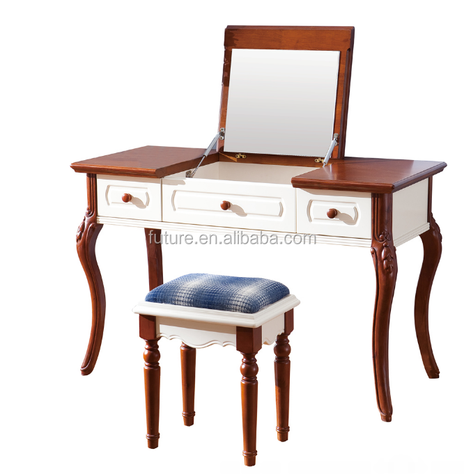 Modern Wood Dressing Table Wood Furniture Design Dresser Table