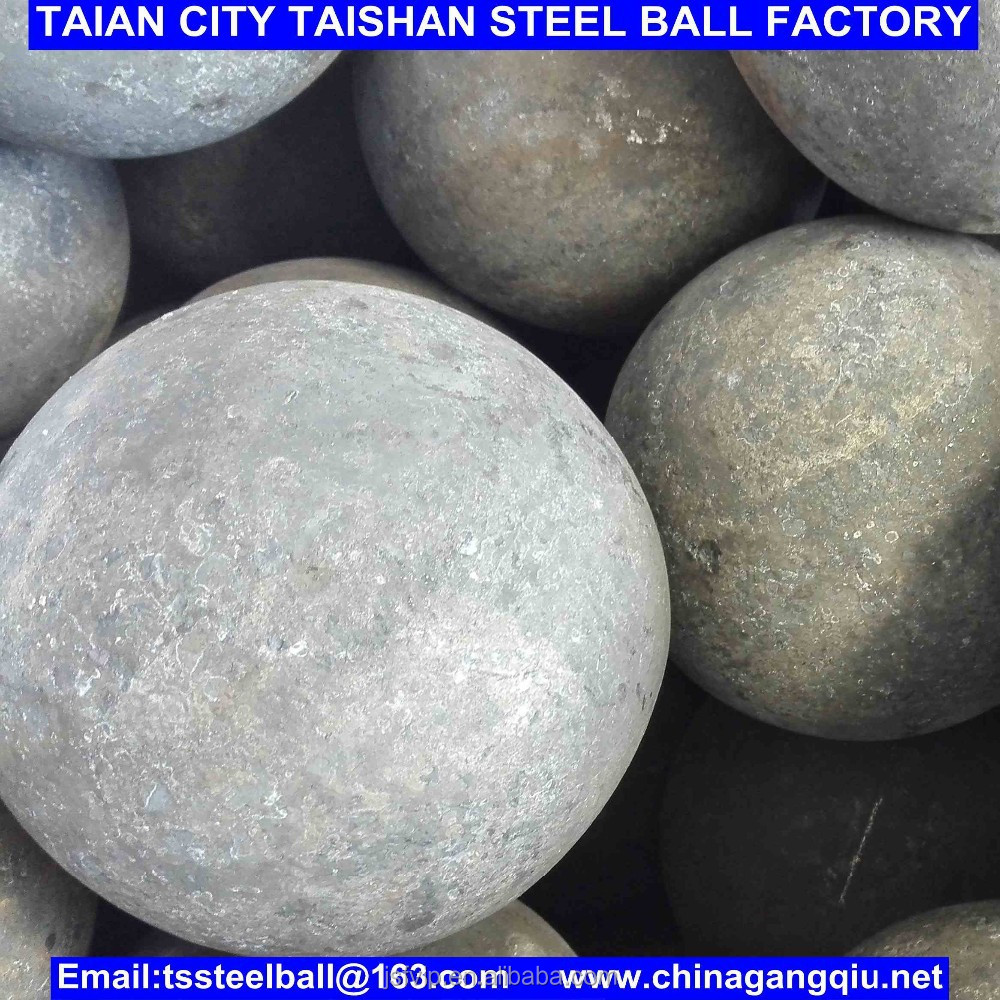 S45C Steel Grinding Balls for Ball Mill and Mining