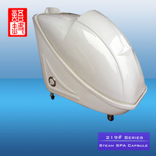 Malaysia Ozone Sauna Spa Capsule For Body Slimming Spa Equipment With Mp3 Music Player