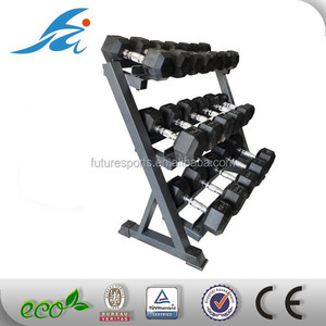 3 Tier Dumbbell tree for Hexagon dumbbell