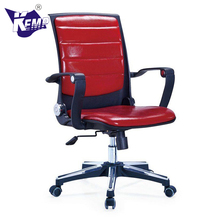 New design luxury mesh back seat office chair with nylon base