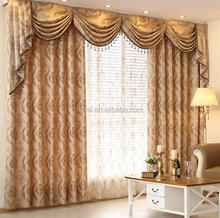 Hotel project fabric used stage curtains for sale