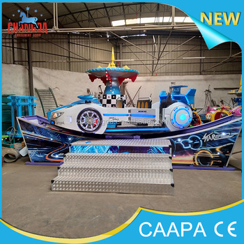 2018 Changda new design mini flying car children amusement park equipment