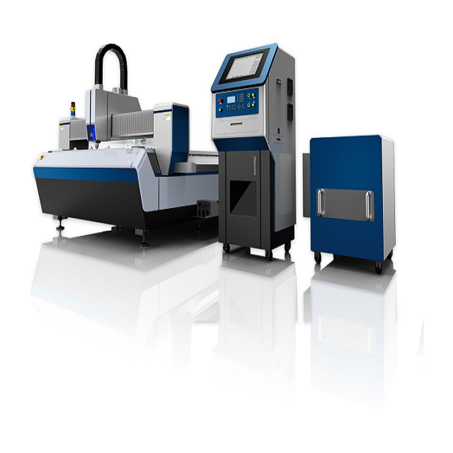 CNC co2 laser cutting machine for metal and non-metal