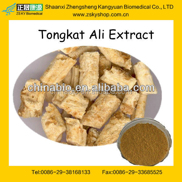 Tongkat Ali Root Extract 200:1 from GMP Certified Factory