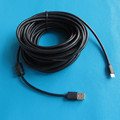 shenzhen factory 10meter micro usb data cable good quality 22awg