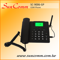 SC-9006-GP with 1SIM with GSM850/900/1800/1900Mhz GSM Fixed Wireless Phone