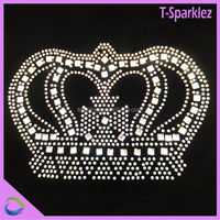 Wholesale rhinestone iron on transfer designs for clothes