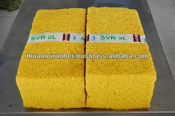HIGH QUALITY VIETNAM RUBBER SVR 3L FOR SALE