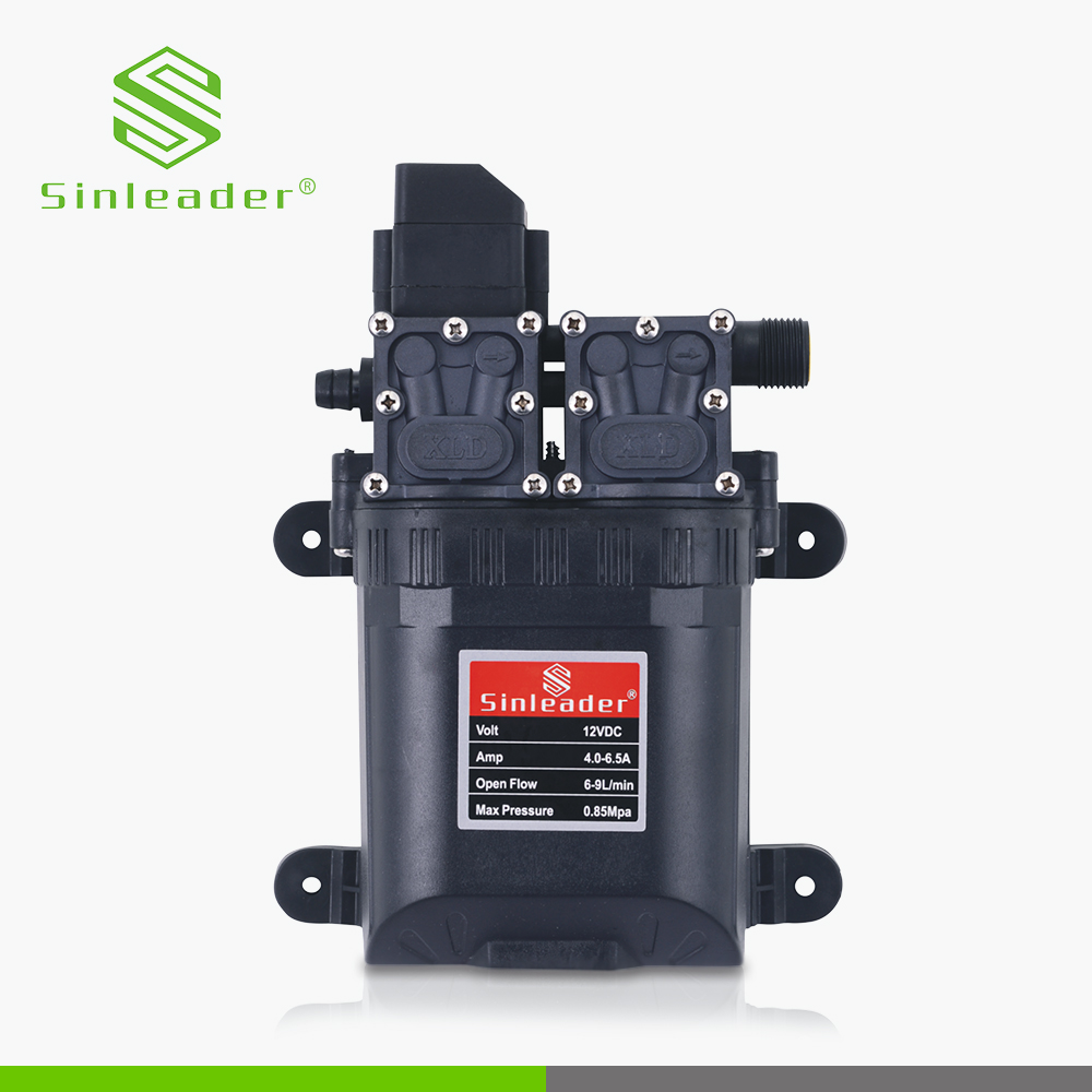 Best price 2203 dp-60 ro booster water purifier 12 / 24v diaphragm pumps double diaphram pump