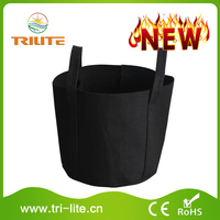 Hydroponics Vertical System vegetable felt fabric grow bag