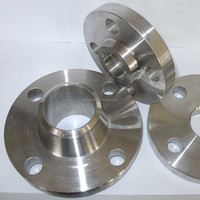astm a105n carbon steel butt weld neck flange water meter