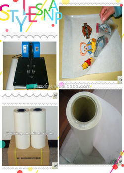 Hot Melt Backing Adhesive Film for Embroidery