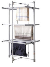 2016 latest design large clothes drying rack/outdoor clothes drying rack/with socks hanging rack