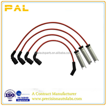 96 305 387 MADE IN CHINA, PAL Ignition Wires Set for DAEWOO CHEVROLET - MATIZ 1, 2