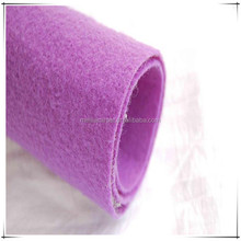 purple carpet wall to wall carpet non-woven needle punch