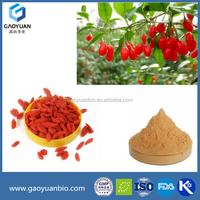 2016 Manufacturer Supply 100% Natural High Quality Free Sample Goji Berry Juice Concentrate Powder