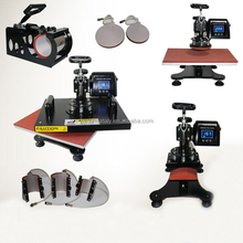 sublimation silicone mug heat press machine 8 in 1
