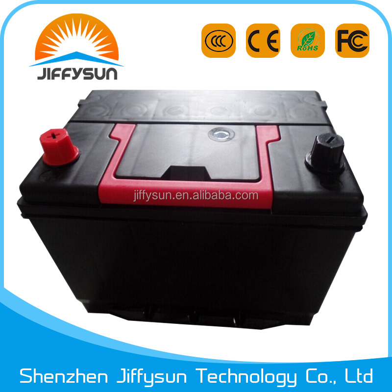 Best price MF40B19 R 12V free car battery made in shenzhen