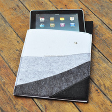 attractive design notebook laptop polyester felt bag