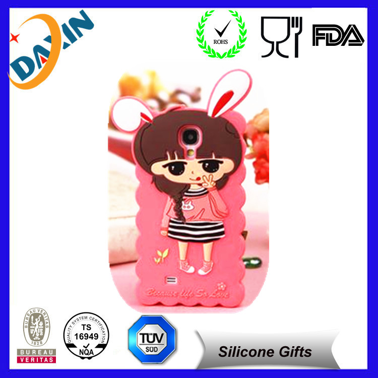 New Cute Unique Style soft 3D Cartoon silicone Case Cover
