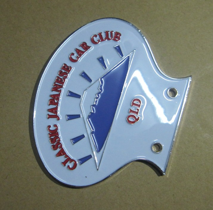 2013 High quality cheap custom car emblem
