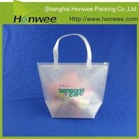 promotional items hot sale large pp shopping bag with zipper