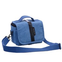 Out stock Promotional canvas dslr camera bag