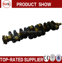 Car accessories Billet/Forged Cast Iron High performance Customized BEDFORD J6-330 crankshaft