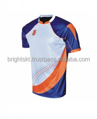 Custom Sublimation Sports Shirts For Men (sports Garments) - Buy ...