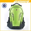 Good quality promotional sport backpack 420d nylon